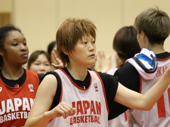 日本バスケ界に吹く追い風を感じる髙田真希は「メダルを取れば、波が来る」と確信