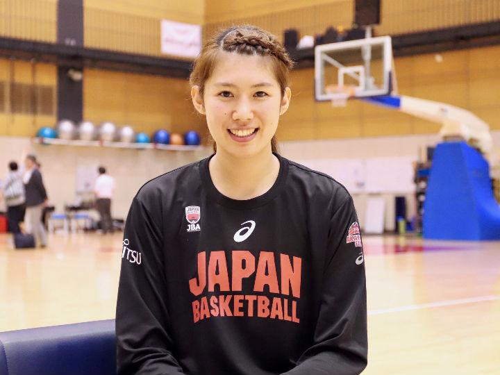 学生唯一の代表メンバー中田珠未、日本代表にもたらす「走りと守りとリバウンド」