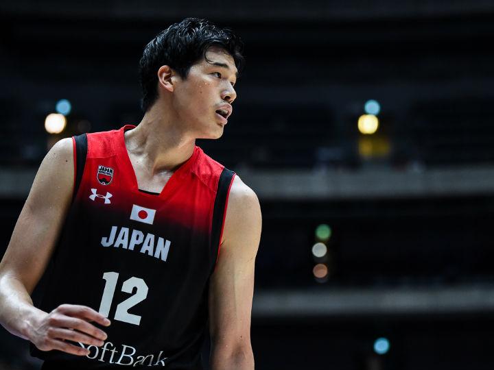 バスケ日本代表『THE FOCUS』、渡邊雄太「バスケットが好きなので戦い続ける」