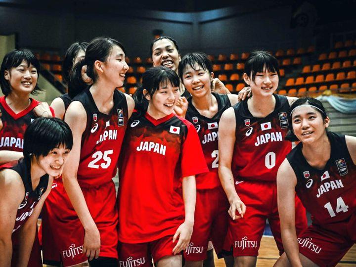世界8位で帰国したU19女子日本代表「トランジション、ドライブ、その次のこと」