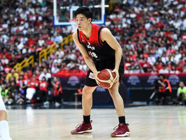 NBAダラス・マーベリックスが日本代表の馬場雄大と契約を結んだことを発表