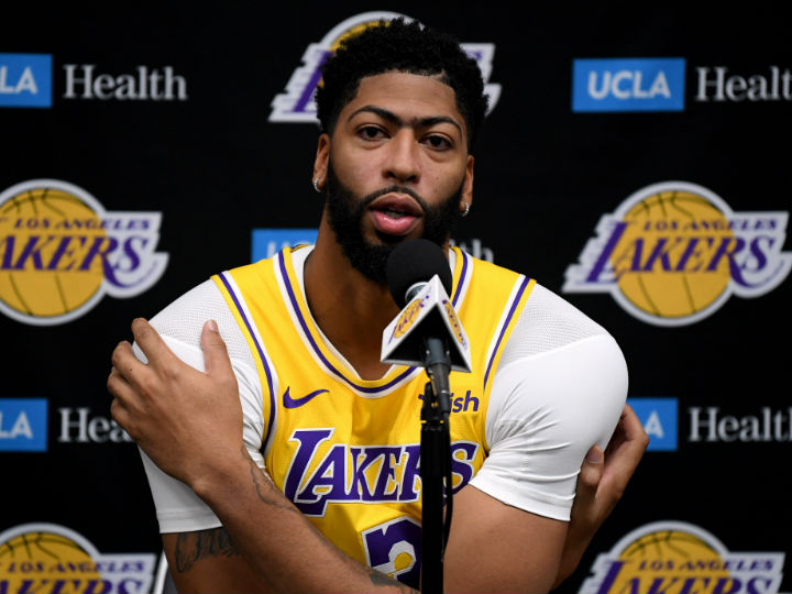 NBAスターが東京オリンピック出場を希望する中、デイビスも「是非プレーしたい」