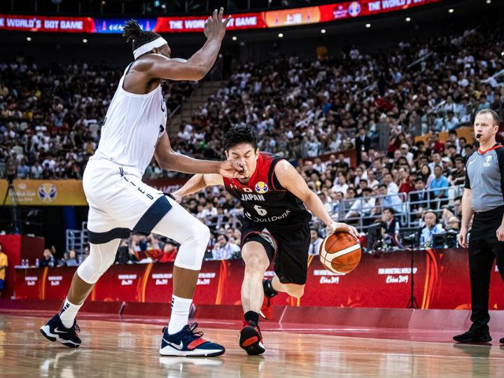 日本のバスケを見せられずアメリカに完敗、比江島慎は「想定内と言えば想定内」
