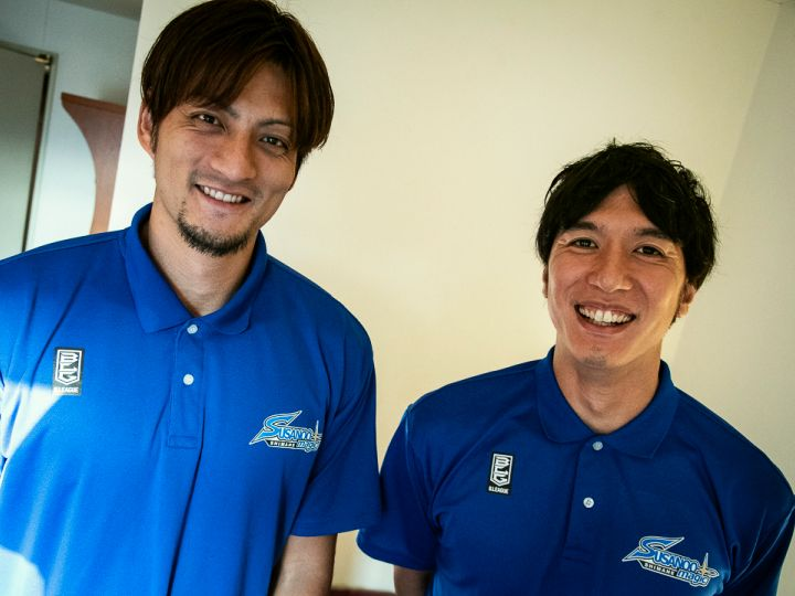 島根を引っ張る兄貴、山下泰弘&佐藤公威(前編)「ベテラン選手のあるべき姿を」