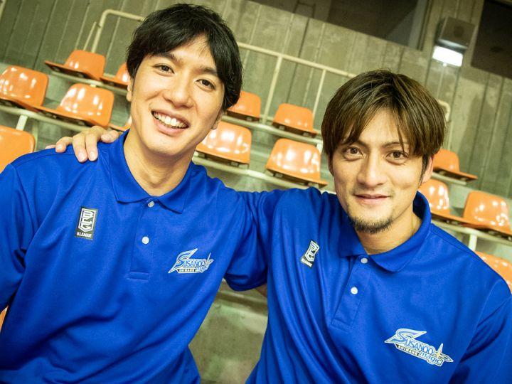 島根を引っ張る兄貴、山下泰弘&佐藤公威(後編)「ディフェンスで勝つチームに」