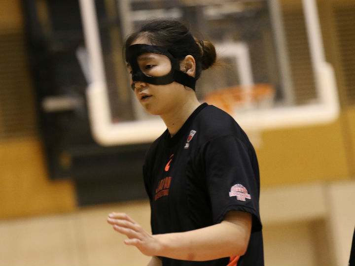 自我を捨てたオールラウンダー、長岡萌映子が日本代表のインサイドを高みへと導く