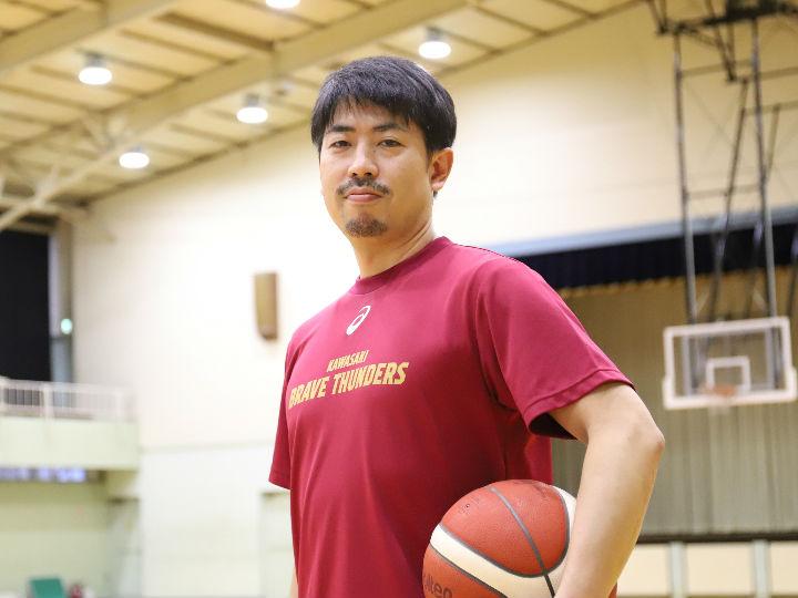 新たな川崎ブレイブサンダースを作る佐藤賢次「日本人が活躍しないと面白くない」