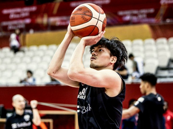 アメリカ相手に日本のバスケを、篠山竜青は「及第点を追い求めて試合はしない」