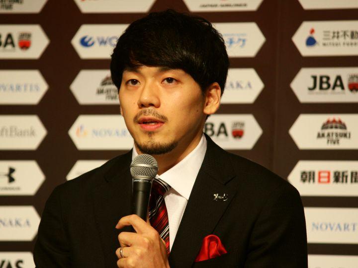 バスケ日本代表がワールドカップを終えて帰国、篠山竜青「僕らが伝えるのが責任」