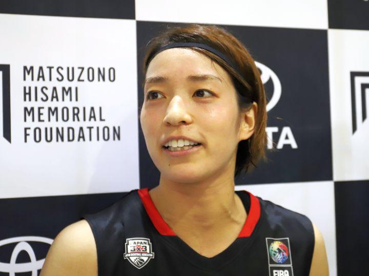 3x3ウーマンズシリーズ準決勝で敗れた日本代表、篠崎澪は「ディフェンスが課題」