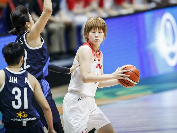 立ち上がりが課題の日本代表を引っ張った髙田真希「すごく良いゲームができた」