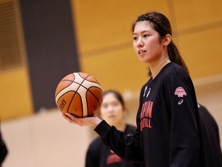 女子日本代表に追加招集された中田珠未、アジアカップは「ドキドキしています」
