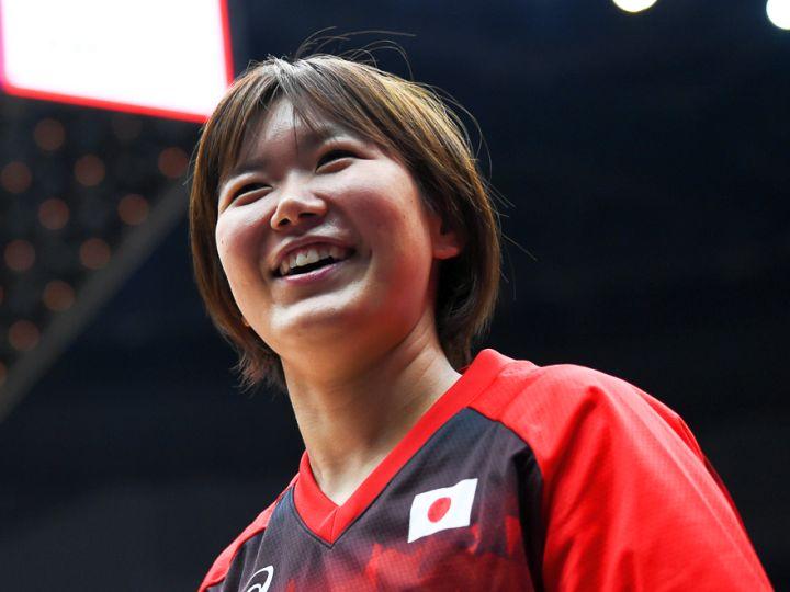 『ストレッチ4』谷村里佳が日本代表の強みに「やるべきことを精一杯表現したい」