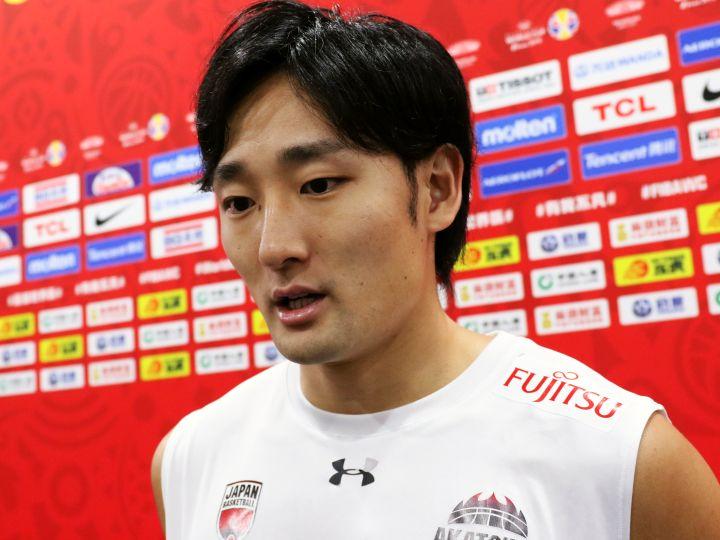 日本代表は今日から順位決定戦、田中大貴「もう一回、自分たちで奮い立たせる」
