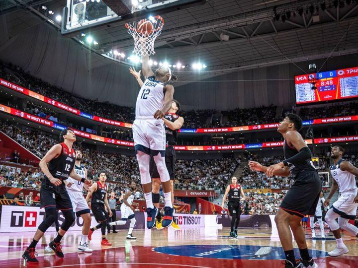 バスケ日本代表が世界最強のアメリカと対戦、果敢な戦いを挑むも45-98の大敗
