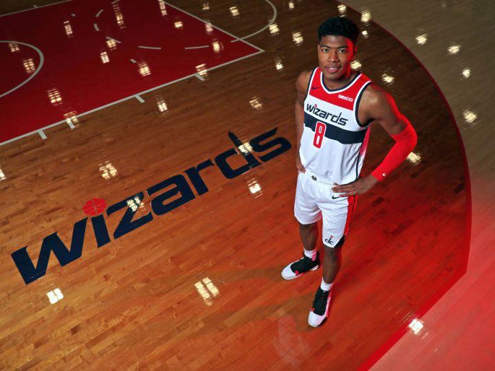NBAウィザーズがシーズンイン、八村塁は「今は経験できることを楽しんでいます」