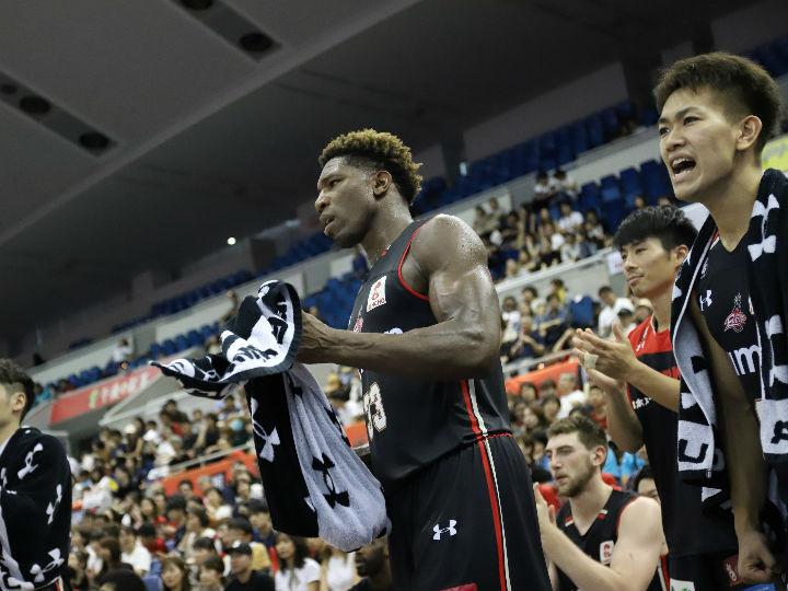大阪の新たなキャプテン、アイラ・ブラウン「大切なのは仲間を信頼すること」