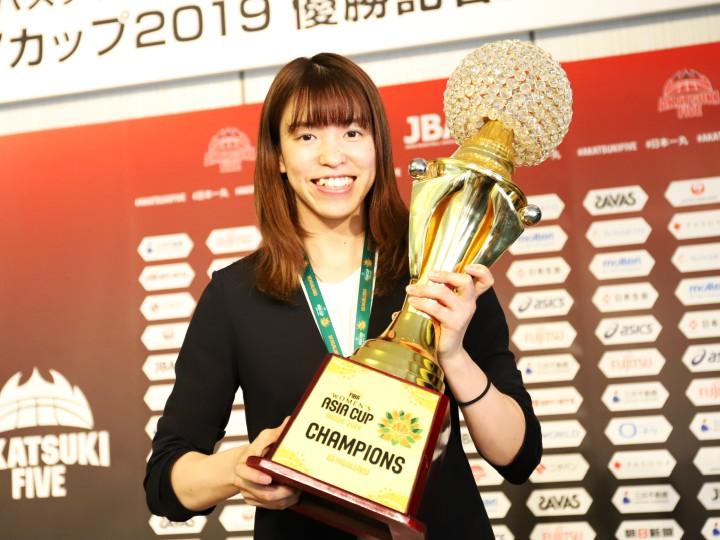 「このままじゃ帰れない」の思いでチームを救った、日本代表のシューター林咲希
