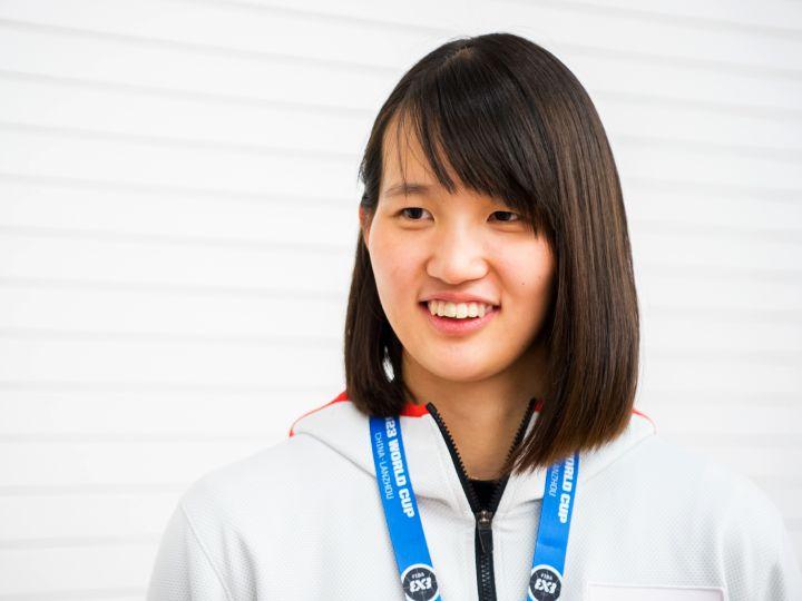 3x3での自信と経験をWリーグへ、西岡里紗「5年間やっている仲間の絆で優勝を」