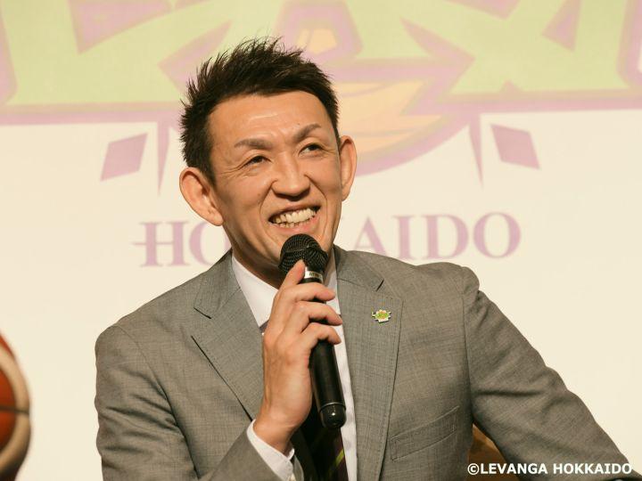 今シーズン限りでの引退を発表した『レジェンド』折茂武彦「自然と決断ができた」