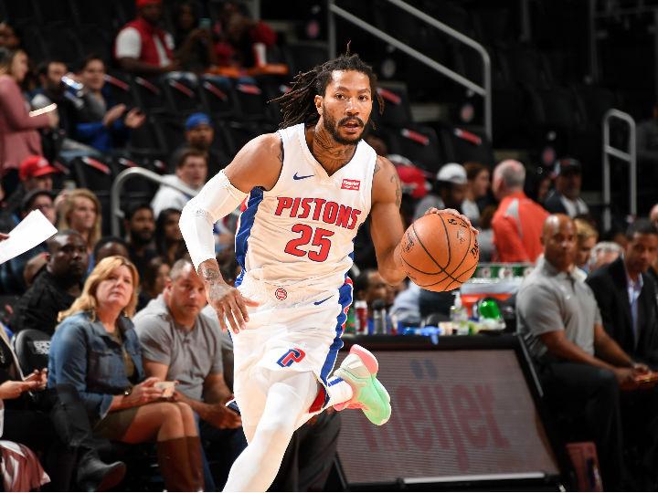 NBA選手の実力を再認識したローズ「大事なのは、チャンスを与えられるかどうか」