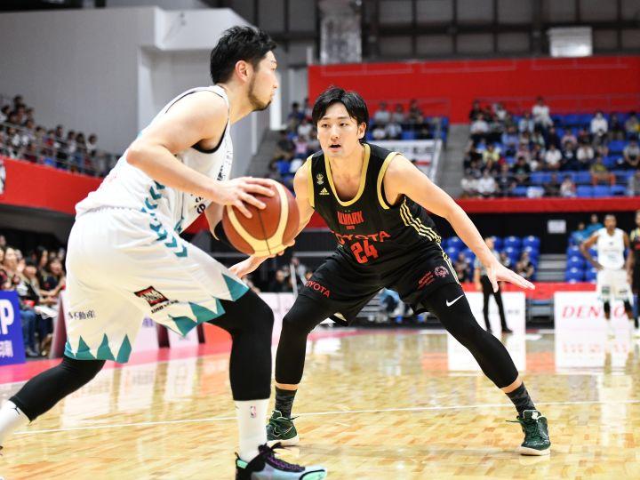 王者の底力を発揮した田中大貴「過去2回優勝しているチームのプライドがある」