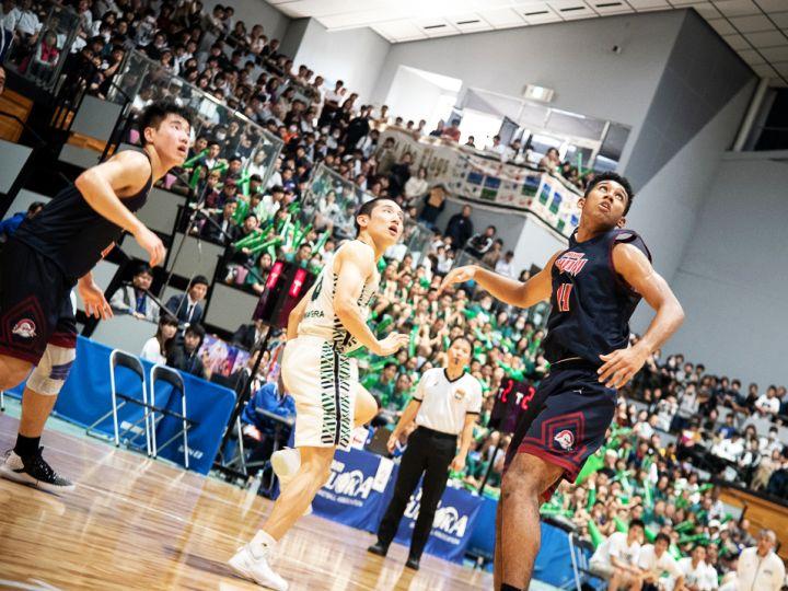 ウインターカップ予選『福岡決戦』を福岡第一が制す、大濠の猛追を振り切って勝利