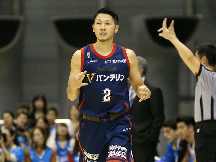 新生横浜ビー・コルセアーズの象徴、橋本尚明「相手のポイントガードに付きたい」
