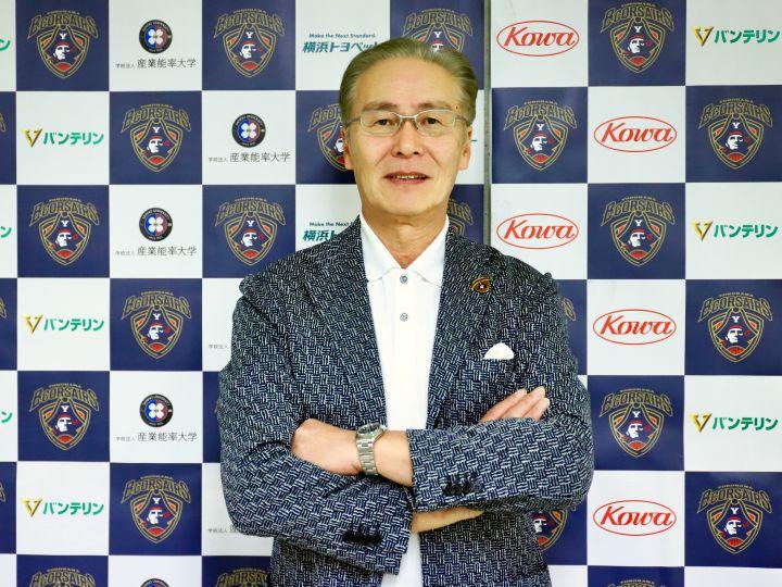 河内敏光GMが語る横浜ビー・コルセアーズ改革「ディフェンスで汗をかくチーム」