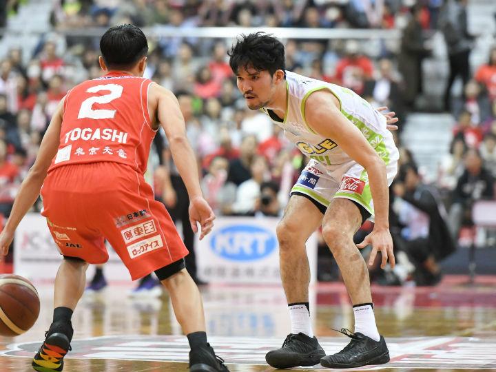 リードを保つも終盤で千葉に逆転を許した北海道の松島良豪「いつも以上に悔しい」