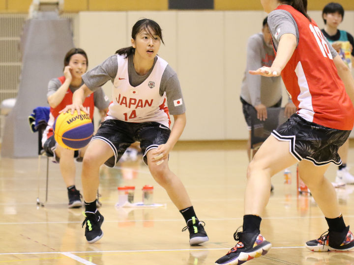 三好南穂、3x3女子日本代表で再びオリンピックを目指す「最後の覚悟はあります」