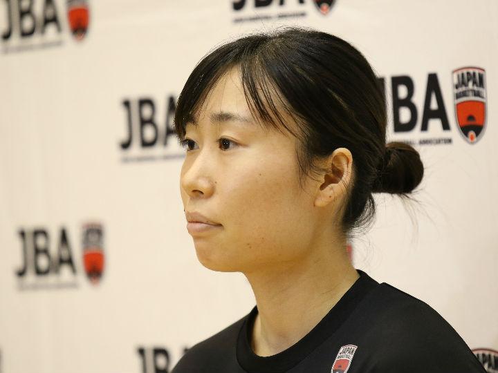 バスケ日本代表の本橋菜子、自分らしさを追求「チームに勢いを与えることが仕事」