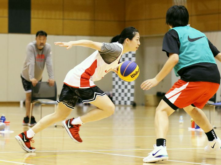 永田萌絵は3人制バスケの新たなスターに「オリンピックへもう一度頑張りたい」