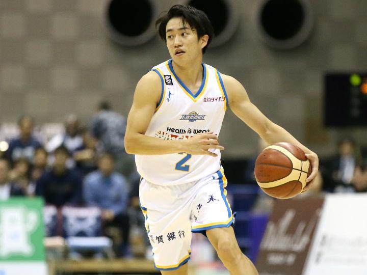 齋藤拓実は滋賀でプレータイムを勝ち取り飛躍「A東京で学んだことを表現したい」