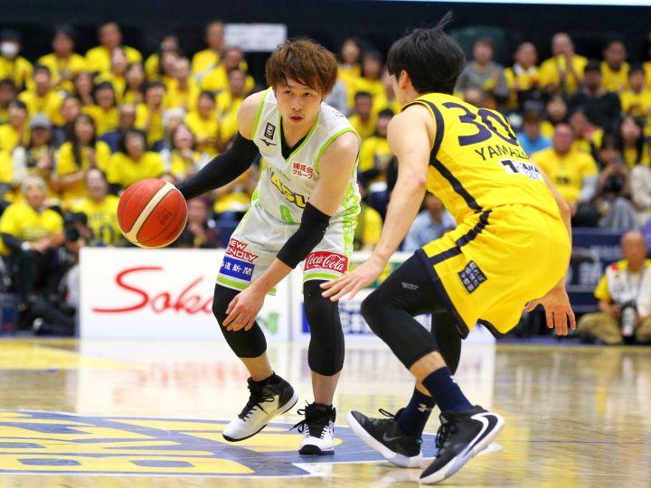 『自分たちのバスケ』に向き合うレバンガ北海道の多嶋朝飛「我慢して、継続して」