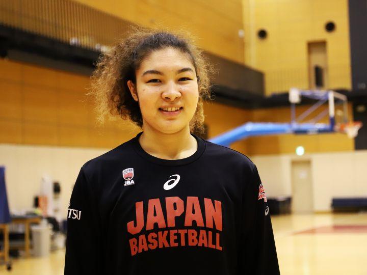 日本代表でインパクトを残したい梅沢カディシャ樹奈「自分の強さを生かしたい」