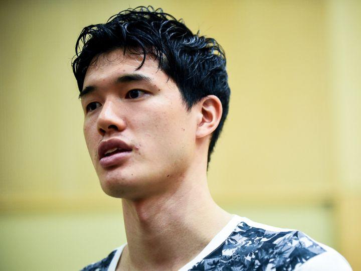 ハッスルの渡邊雄太、2年目の挑戦「経験を生かし、チームのリーダーになりたい」