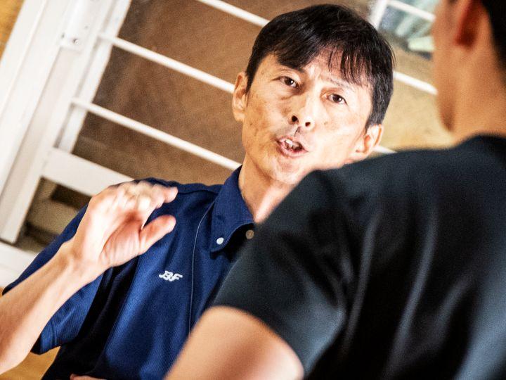 [ウインターカップ特集]初出場の祐誠、三笠富洋監督「全国の舞台で雑草魂を!」