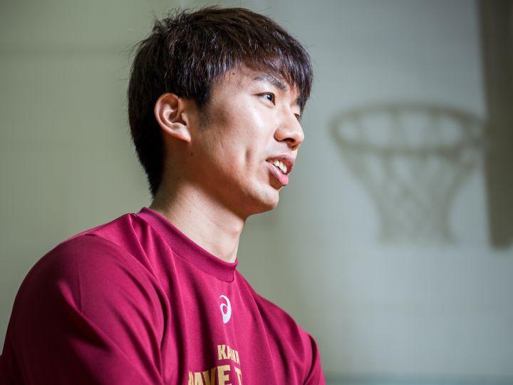 チーム内競争に揉まれる林翔太郎の決意「川崎ブレイブサンダースを日本一に」