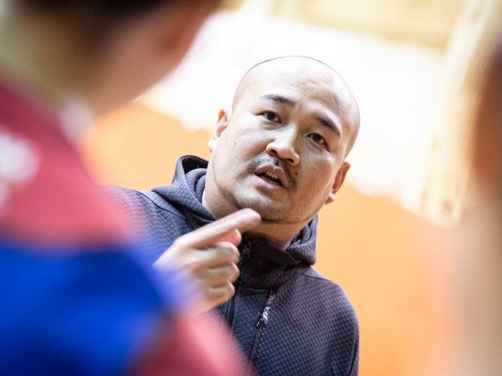 [ウインターカップ特集]東山の大澤徹也監督(後編)「監督もただのミーハー、最前列で応援できるのが私です」