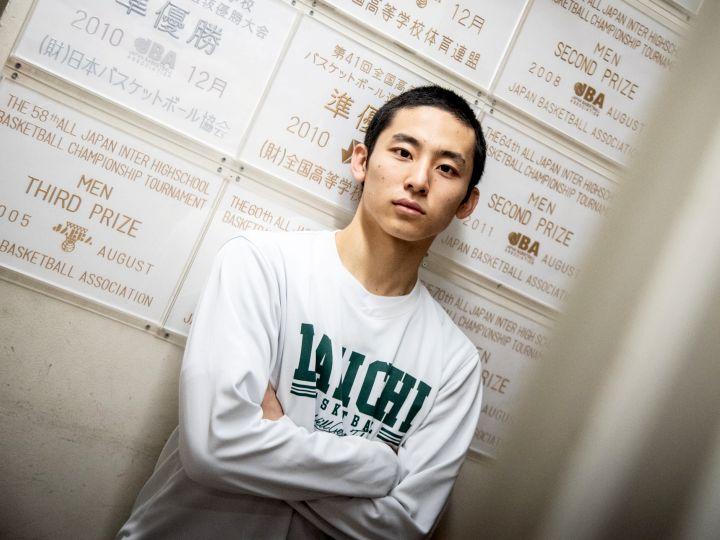 [ウインターカップ特集]福岡第一の河村勇輝(前編)「2年前、大濠に負けたことが成長のきっかけに」