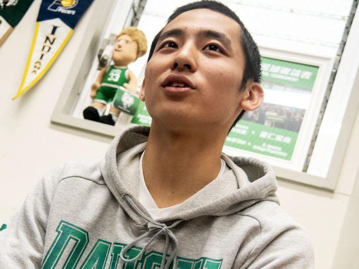 [ウインターカップ特集]福岡第一の河村勇輝(後編)「自分に負けたくない気持ちで頑張ってきました」