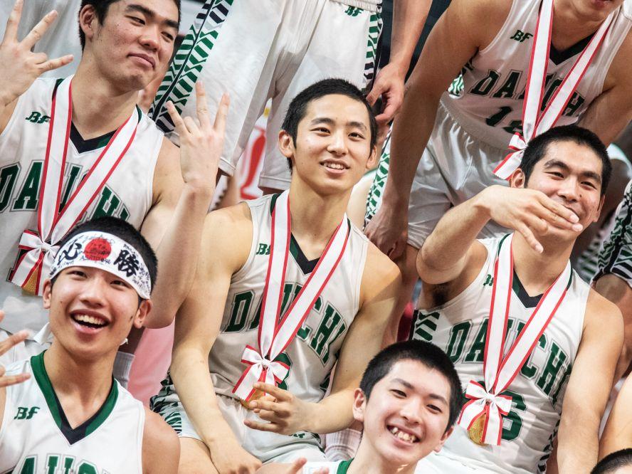 『人生で一番の屈辱』を乗り越えた河村勇輝、福岡第一を日本一に導き「ホッとしているのが一番です」