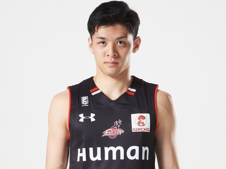 大東文化大のポイントガード、中村浩陸が特別指定選手として大阪エヴェッサに加入