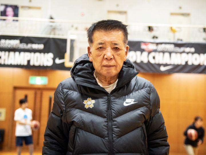 [ウインターカップ特集]桜花学園の井上眞一監督「一つひとつ勝っていけば優勝」