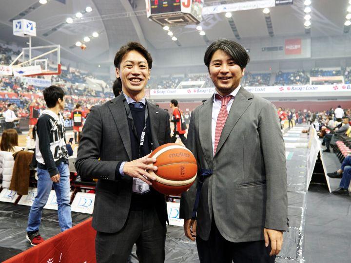 『バスケット・カウント』のティーアンドエスと大阪エヴェッサ、『未来の魅力的な空間づくり』の実現を目指す