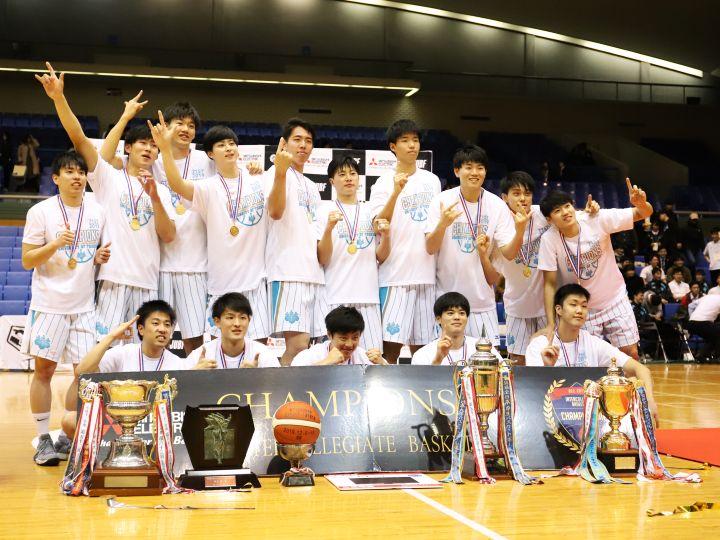バスケ インカレ 2019 第72回全日本大学 バスケットボール選手権大会(インカレ)