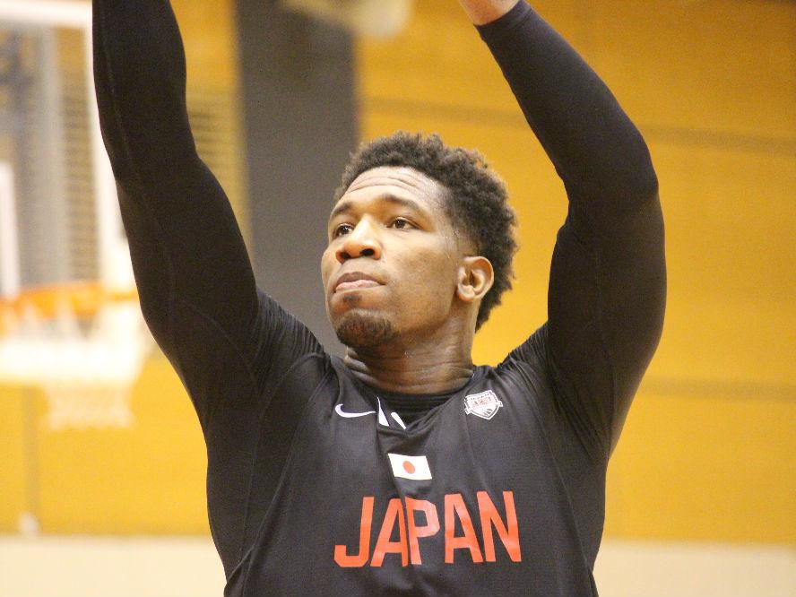 3人制で日本代表復帰を目指すアイラ・ブラウン「役割を果たしながら ...