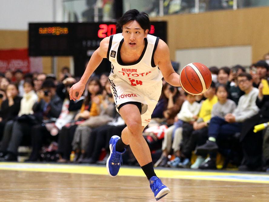 天皇杯王者のSR渋谷に勝ち切ったアルバルク東京、先を見据える田中大貴「今日の勝利は大きな意味合いがあった」