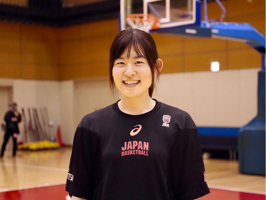 指揮官にシューティングガードの才能を見いだされ、日本代表初選出の加藤優希「2番は人生で初めて」